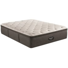 Beautyrest Silver II - Plush Pillow Top - Queen Mattress Only