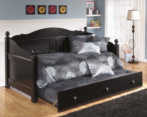 Jaidyn - Black 4 Piece Bed Set (Twin)