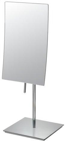 Minimalist Rectangular Free Standing Mirror