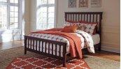 Strenton - Brown 2 Piece Bed Set (Queen)