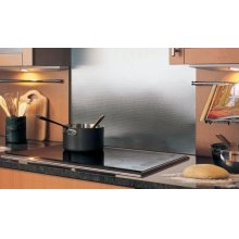 """CT30EP 30"""" Framed Electric Cooktop - Classic Platinum"""