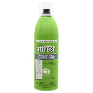 Affresh® Stainless Steel Cleaning Mousse -