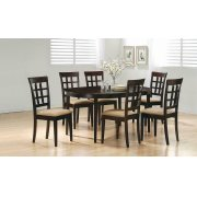Gabriel Cappuccino Dining Chair Product Image