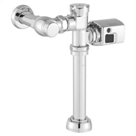 Sensor- Operated Toilet Flush Valve - 1.28 GPF  American Standard - Polished Chrome