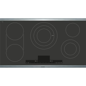 "Bosch BenchmarkBenchmark 36"" Electric Cooktop"