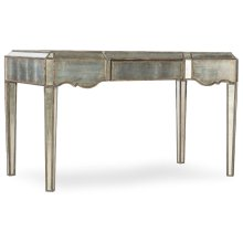 Home Office Arabella Mirrored Writing Desk