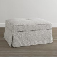 Custom Ottoman Rectangle Ottoman Product Image