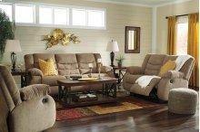 Tulen Reclining Sofa - Mocha