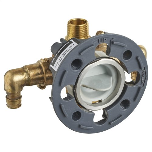 Flash Shower Rough-in Valve with PEX Inlet Elbows/Universal Outlets for Cold Expansion System  American Standard -