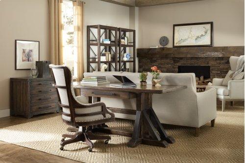 Home Office Roslyn County Trestle Desk