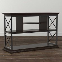 Custom Dining Room Divider Sideboard