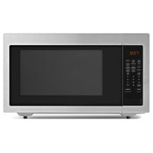 2.2 cu. ft. Countertop Microwave with Greater Capacity
