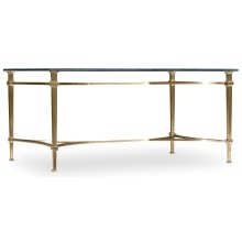 Living Room Highland Park Rectangle Cocktail Table