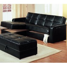 Chaise Storage Sofa