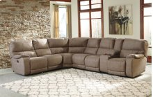 LAF REC Power Loveseat