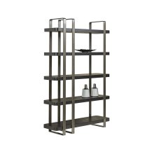 Royce Bookcase - Black