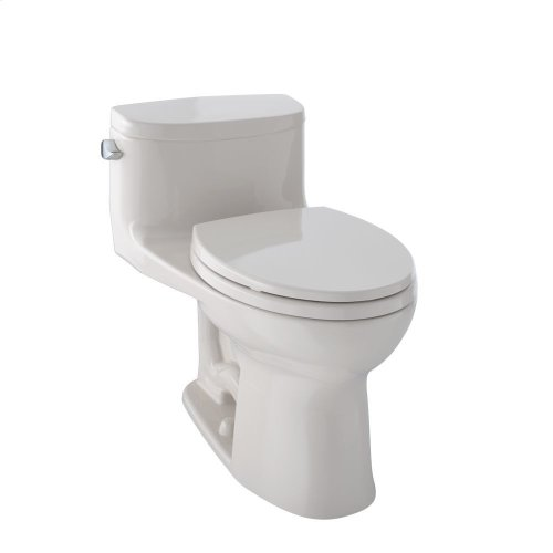 Supreme® II One-Piece Toilet, Elongated Bowl - 1.28 GPF - Sedona Beige