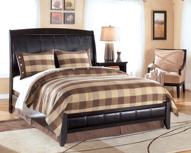 B208B2 in by Ashley Furniture in Jonesboro, AR - Harmony - Dark ...