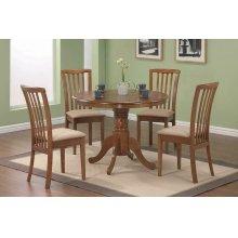 Brennan Light Brown Dining Chair
