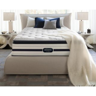 Beautyrest - Recharge - Ultra - Palm Springs - Luxury Firm - Pillow Top - Queen