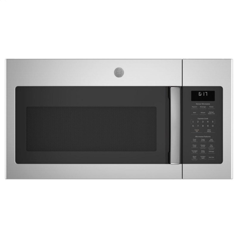 1.7 Cu. Ft. Over-the-Range Sensor Fingerprint Resistant Microwave Oven