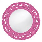 Glendale Mirror - Glossy Hot Pink Product Image