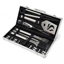 Deluxe Grill Set (20-Piece)