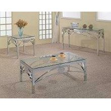Rectangular Glass Table Top