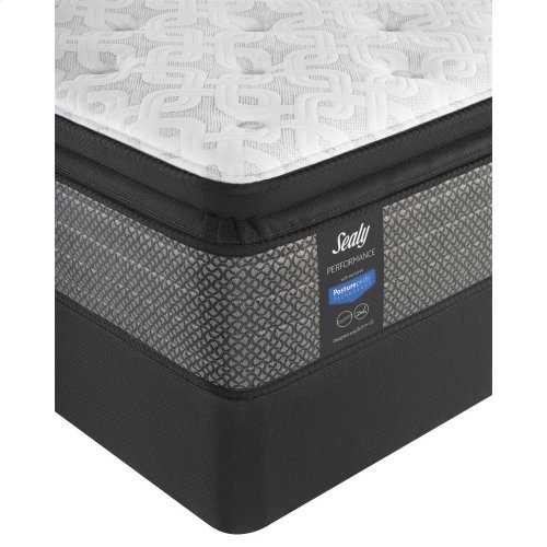 Response - Performance Collection - H3 - Plush - Euro Pillow Top - Split Queen