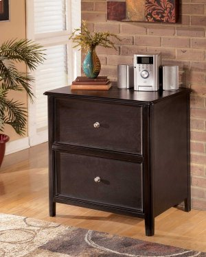 Hays Furniture Hopkinsville Ky H37142 in by Ashley Furniture in Hopkinsville, KY - Lateral File ...