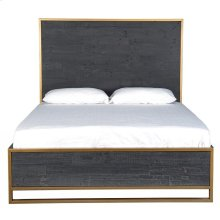 Vogue Bed EK Black