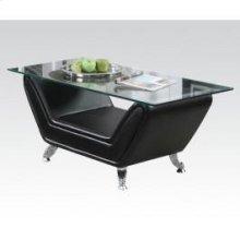 Zahar Black Coffee Table