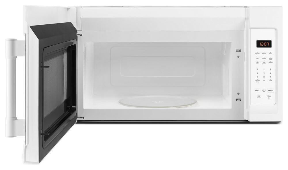 Mmv1174fw Maytag Compact Over The Range Microwave 1 7 Cu