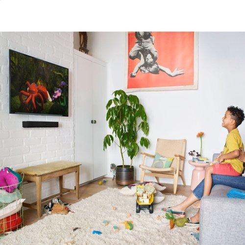 The Smart, Compact Soundbar for your TV