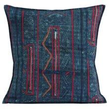 "Lily Koi 22"" Flange Pillow"