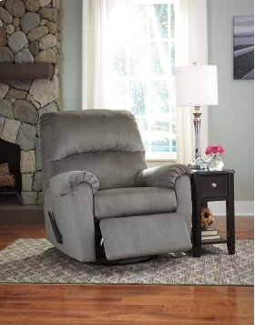 CLEARANCE ITEM--Swivel Glider Recliner