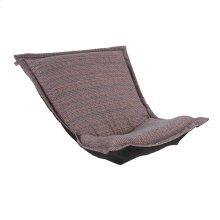 Puff Chair Cushion Alton Berry