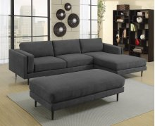 Colton Charcoal Sectional