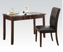 2PC PK DESK & CHAIR
