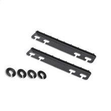 Bed Link Strap Kit for Adjustable Base with 2.5-Inch Diameter Adjustable Legs, 2-Pack