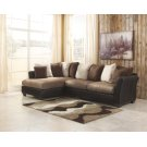 Masoli - Mocha 2 Piece Sectional Product Image