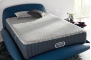 BeautyRest - Silver Hybrid - Hidden Harbor - Tight Top - Plush - Queen Product Image