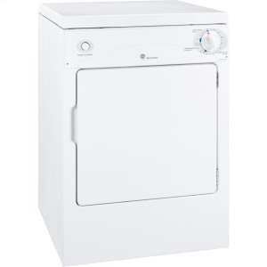 GE Spacemaker® 120V 3.6 cu. ft. Capacity Portable Electric Dryer -