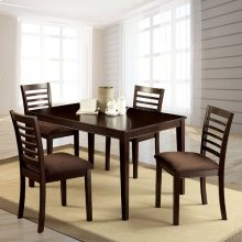Eaton I 5 Pc. Dining Table Set