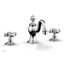 MARVELLE Widespread Faucet 162-01 - Polished Chrome