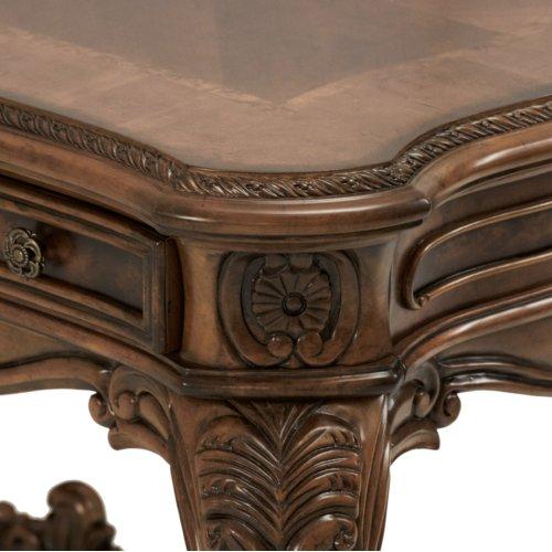 Vanity Desk Drawer Unit & Mirror