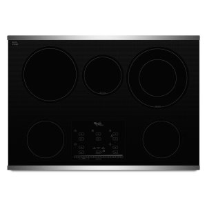 Gold® Series 30-inch Electric Ceramic Glass Cooktop with Tap Touch Controls -