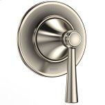 TotoSilas Two-Way Diverter Trim with Off - Brushed Nickel