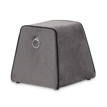 Carlsbad Ottoman With Rings Smk