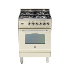 "Emerald Green with Chrome Trim 24"" Gas Range"